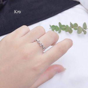 Nhẫn bạc - trang sức bạc tại ATuoi