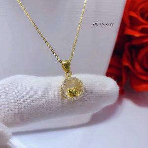 Dây chuyền vàng tại ATuoi Shop